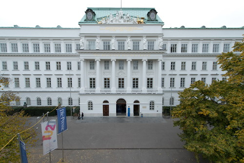 Vienna University of Technology main building